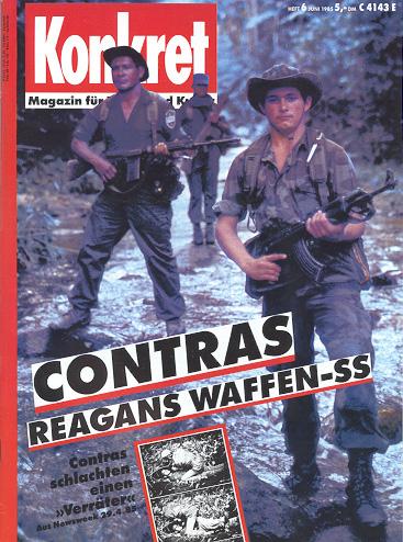 Contras -- Reagans Waffen-SS