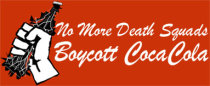 Boycott Coca Cola