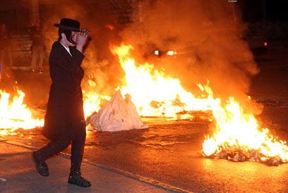 Haredi Riots in Jerusalem
