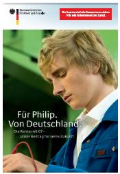 Für Philip. Von Deutschland