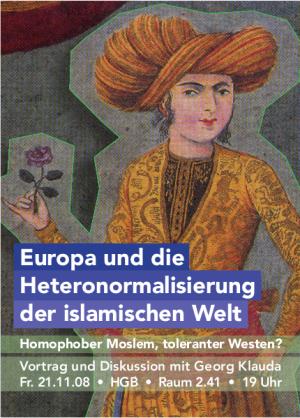 Europa und die Heteronormalisierung der islamischen Welt